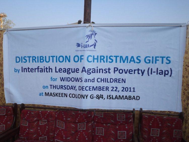 Christmas Fifts Distribution 2011