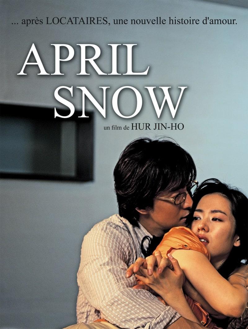 Poster do filme April Snow