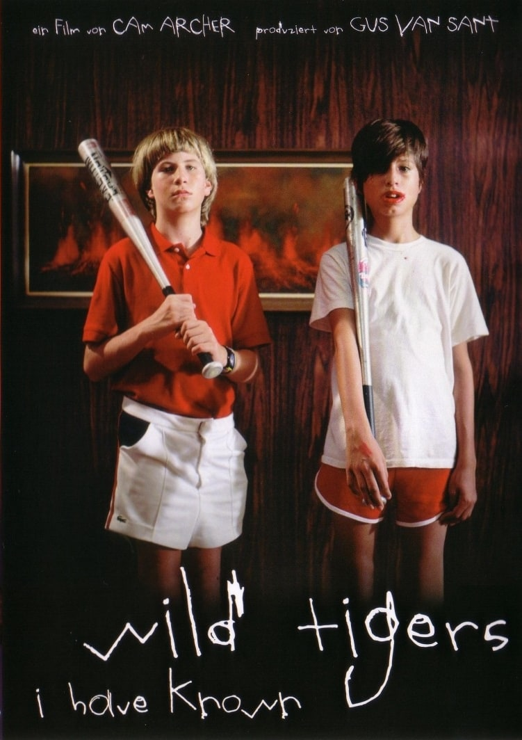 Poster do filme Wild Tigers I Have Known