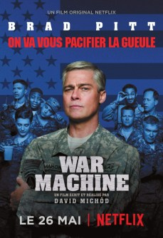 Image result for War Machine poster