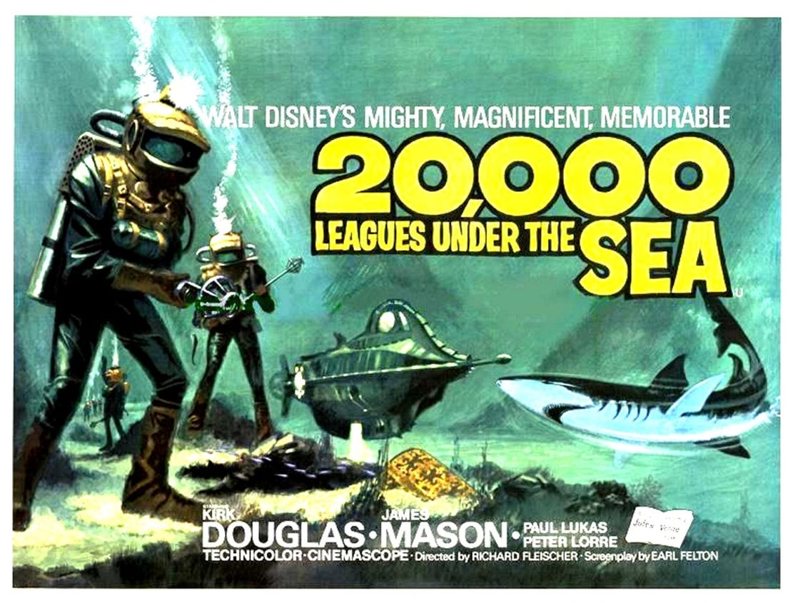 Picture Of 20 000 Leagues Under The Sea