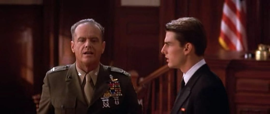 Image result for court room few good men