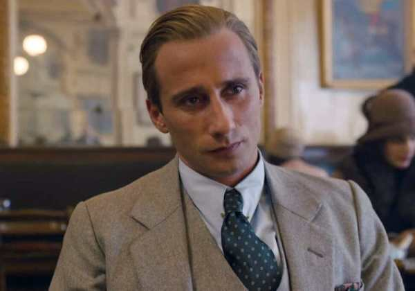 Matthias Schoenaerts in Red Sparrow