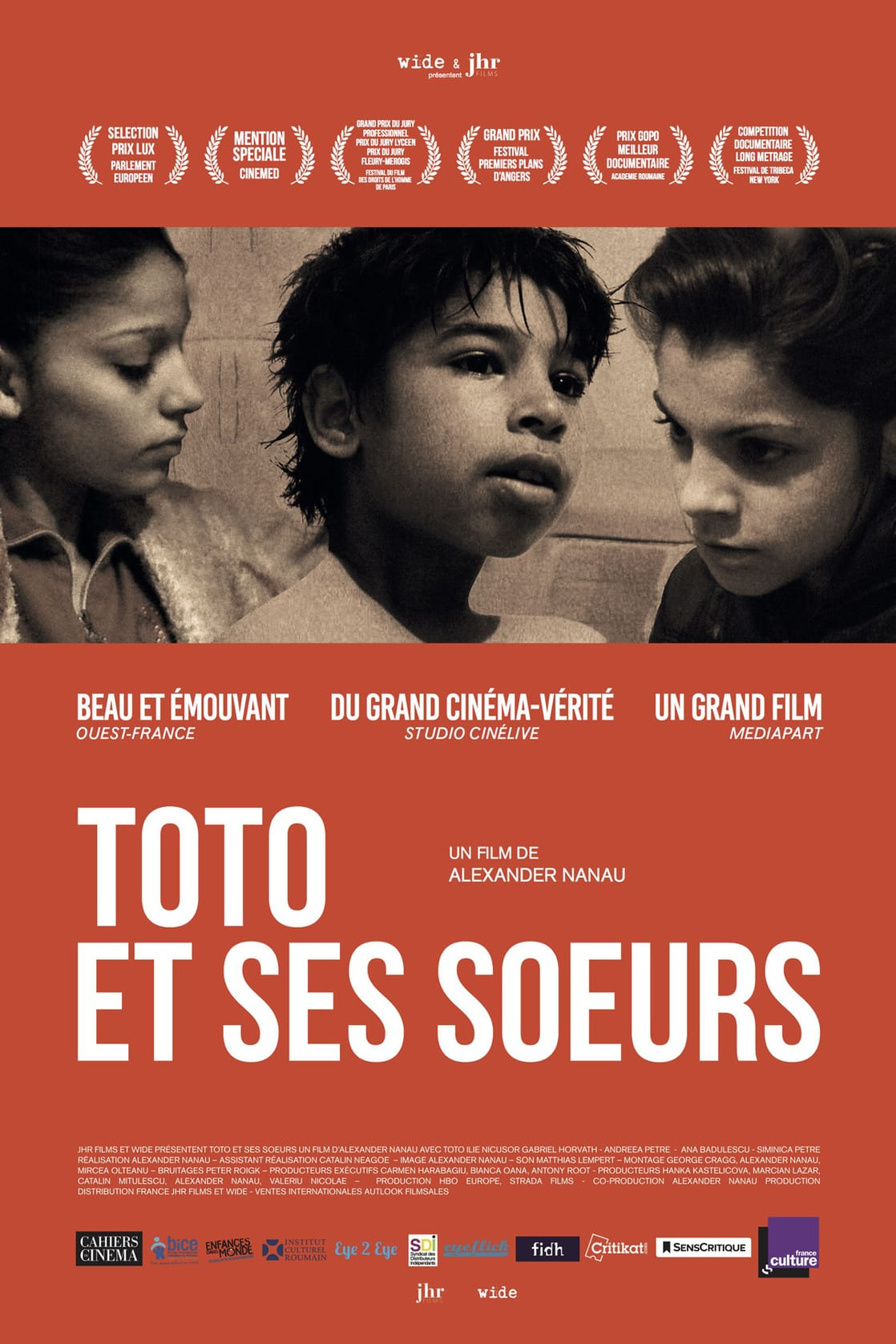 Poster do filme Toto and his sisters