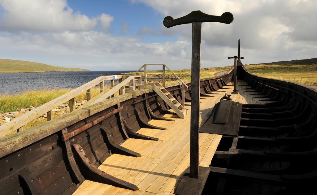 A bordo del vascello