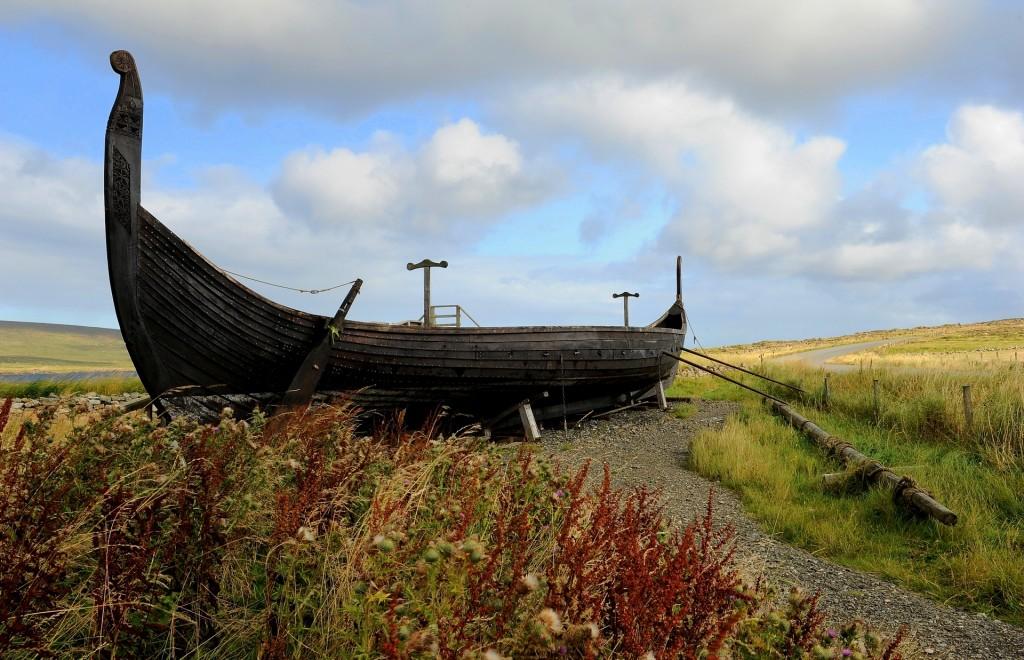Il grande vascello vichingo di HAROLDSWICK