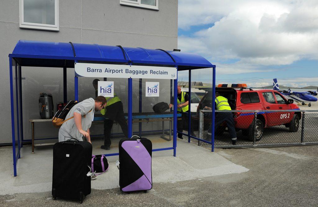 Ritiro bagagli