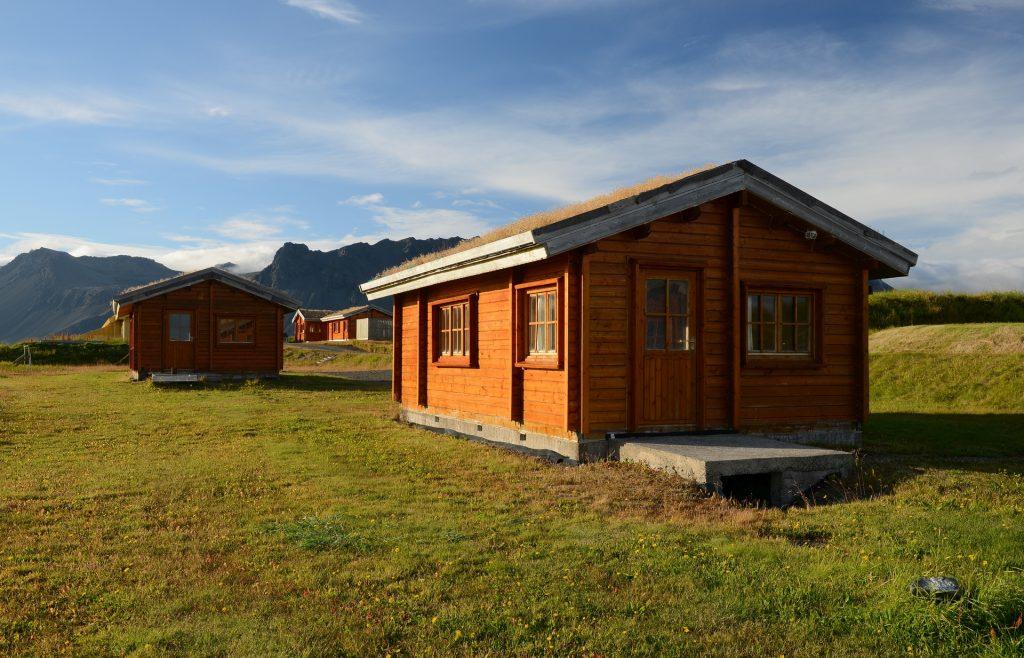 Il nostro mini cottage presso la guest house HOF, nella penisola di SNAEFELLNESS
