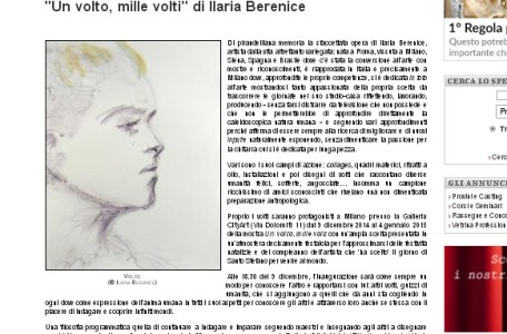 Article by Wanda Castelnuovo on Teatro.it