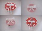 Cupcakes decorati fiocchi