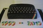 Torta ZX Spectrum