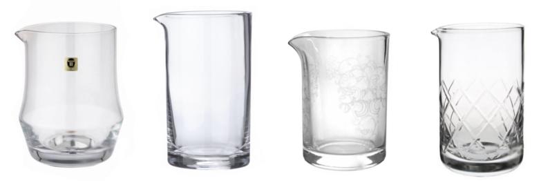mixing glass giapponesi
