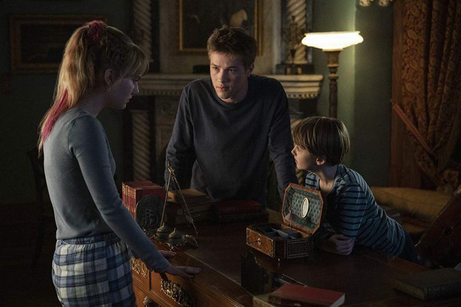locke and key family ile ilgili görsel sonucu