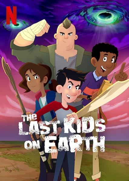 Dünya Üzerindeki Son Çocuklar (The Last Kids on Earth) İnceleme