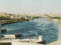 The dyke at Esna