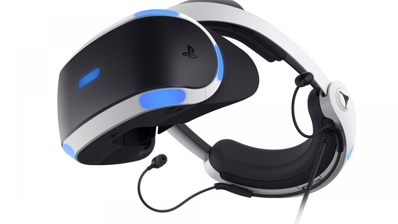 La realtà virtuale con la PlayStationVR