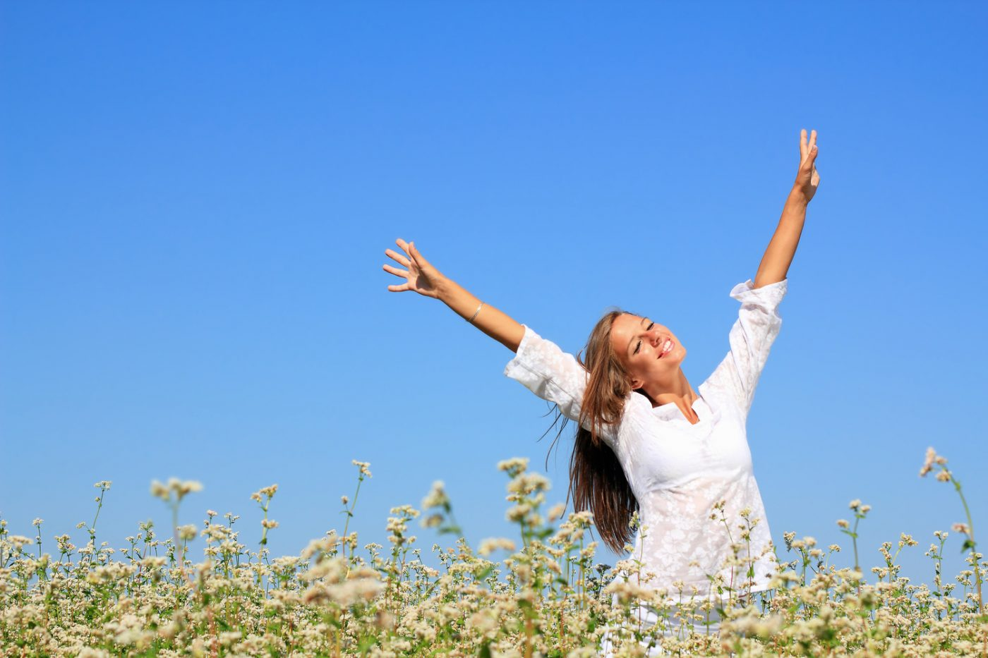 Perché essere positivi ci fa stare meglio
