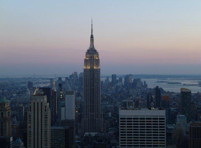 Racconti del mio primo viaggio a New York