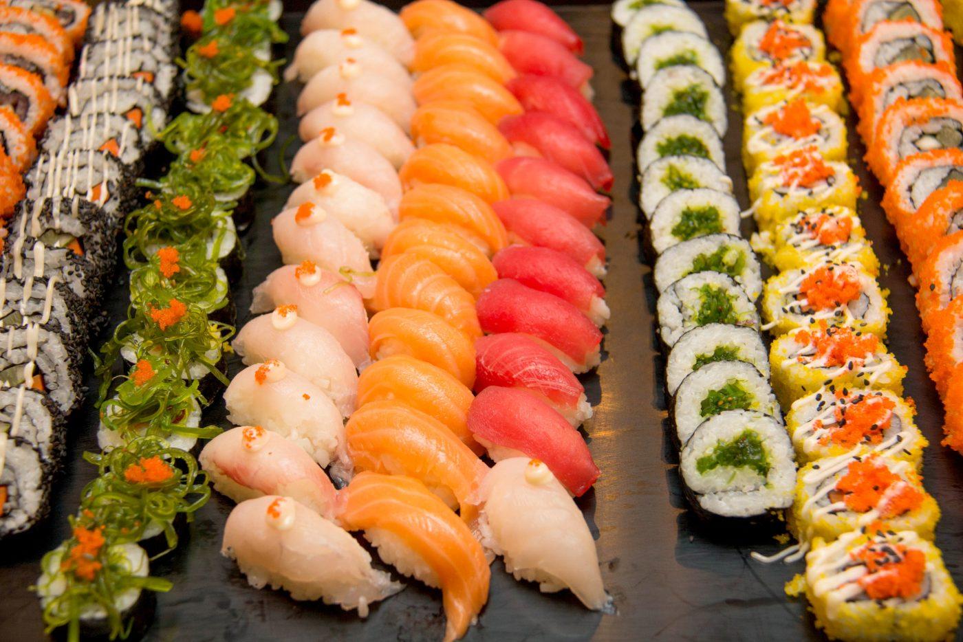Zushi: il sushi a Milano made in Italy