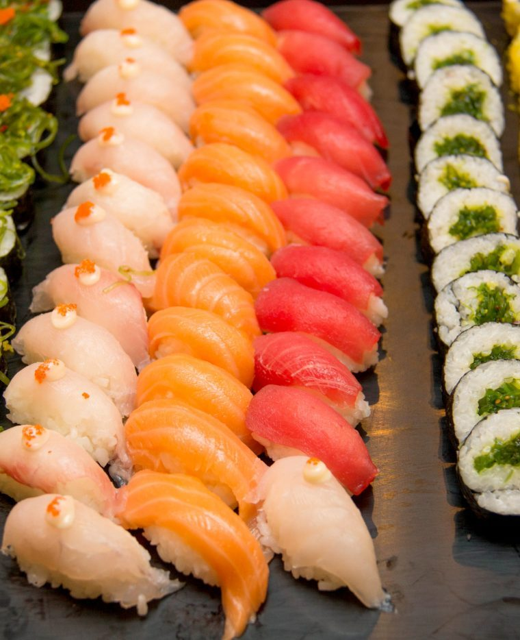 Zushi: il sushi a Milano made in Italy