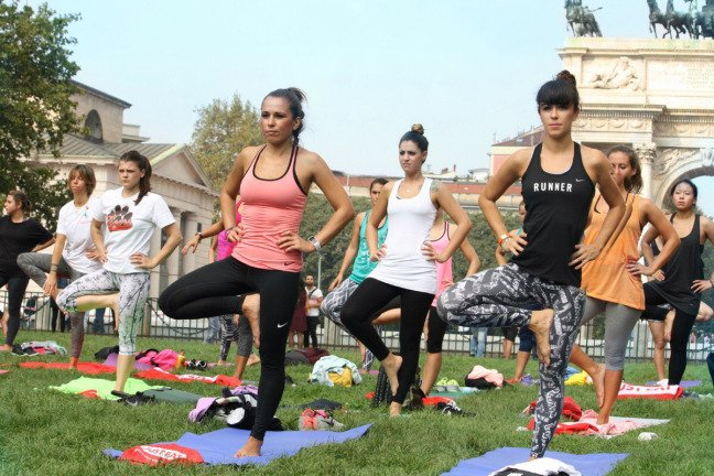 Come fare yoga: i primi passi