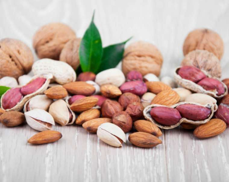 I benefici della frutta secca