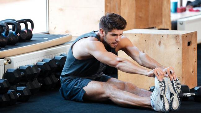 Anche gli uomini devono fare stretching: lo stretching for men