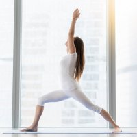 Le sequenze yoga saluto al sole A e B