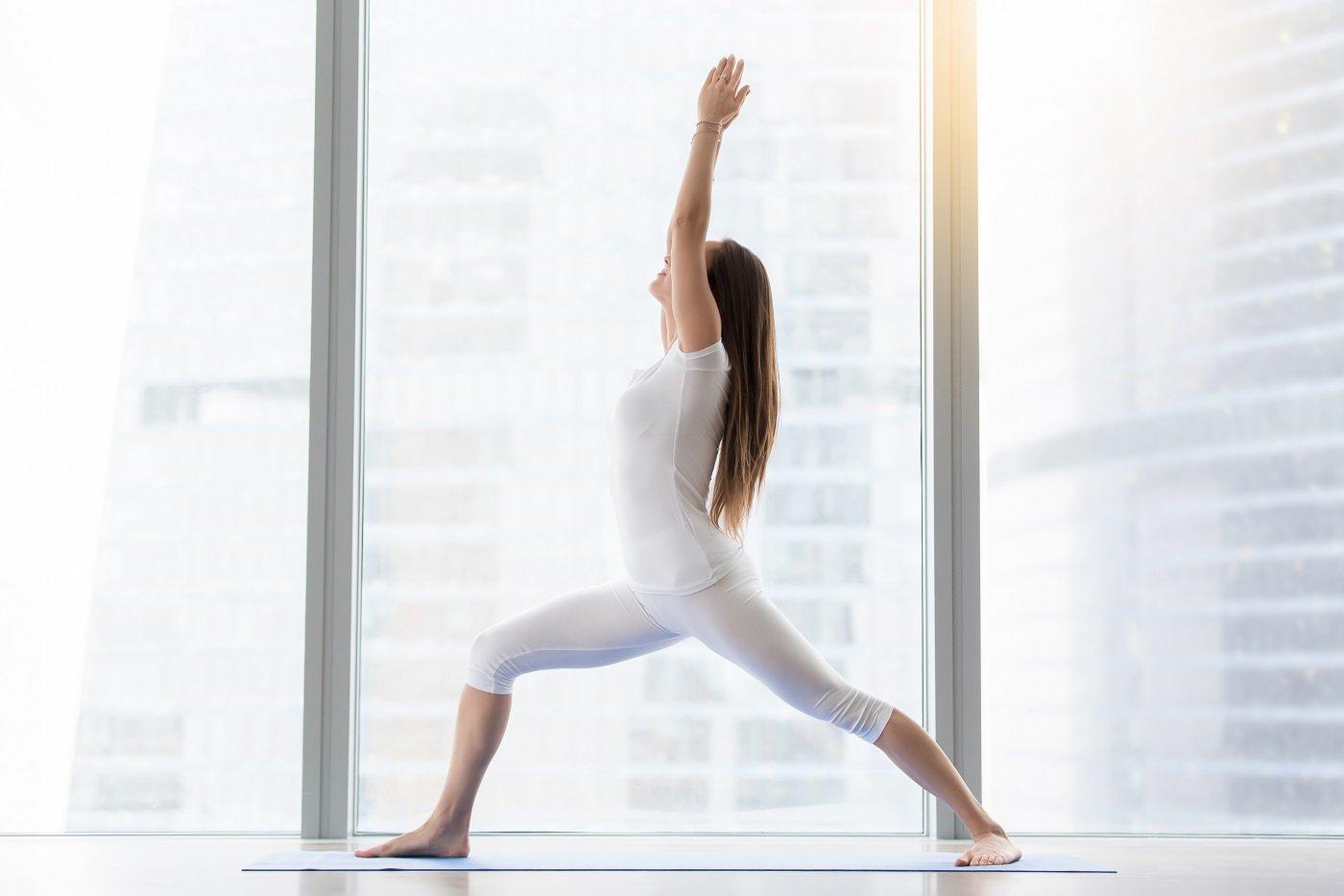 Le sequenze yoga saluto al sole A e B