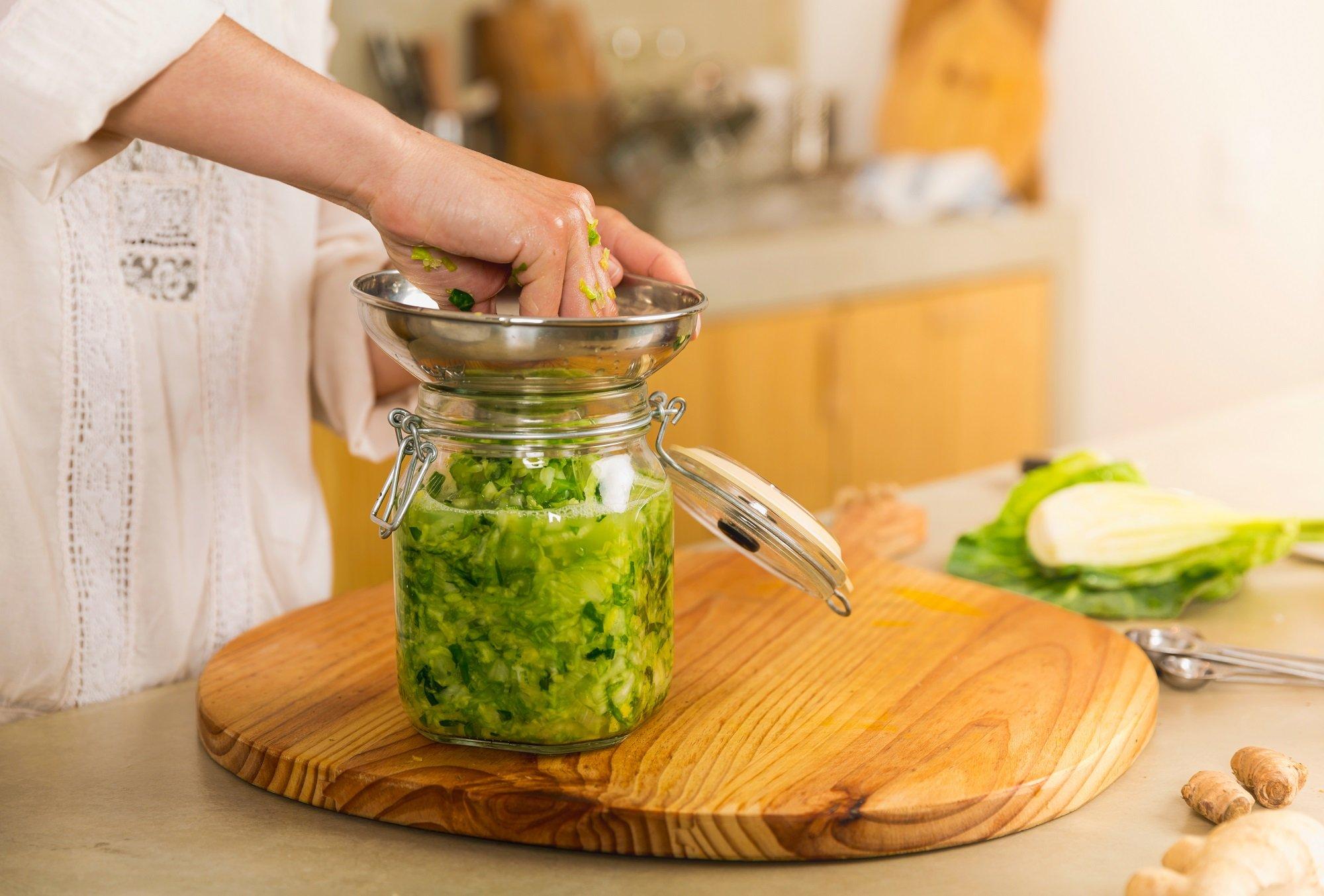I cibi fermentati: benefici e consigli