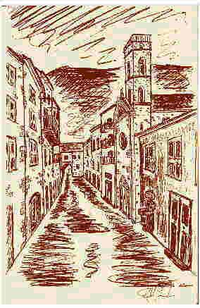 via Borgo Lucido