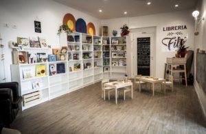 Libreria caffetteria filò