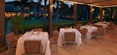 Al Pavilion, presso il Somerset Resort di Grace Bay Road, lo chef crea pietanze non solo per il palato ma per uno stato d'animo.