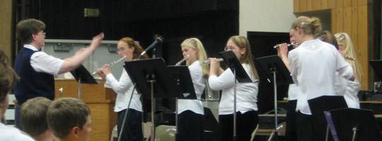 flute choir