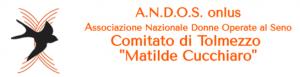 Logo associazione ANDOS Tolmezzo