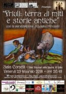 Locandina Friuli terra di miti