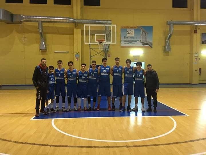 Vittoria e primo posto per l'under 19 dell'Athena Club Basket