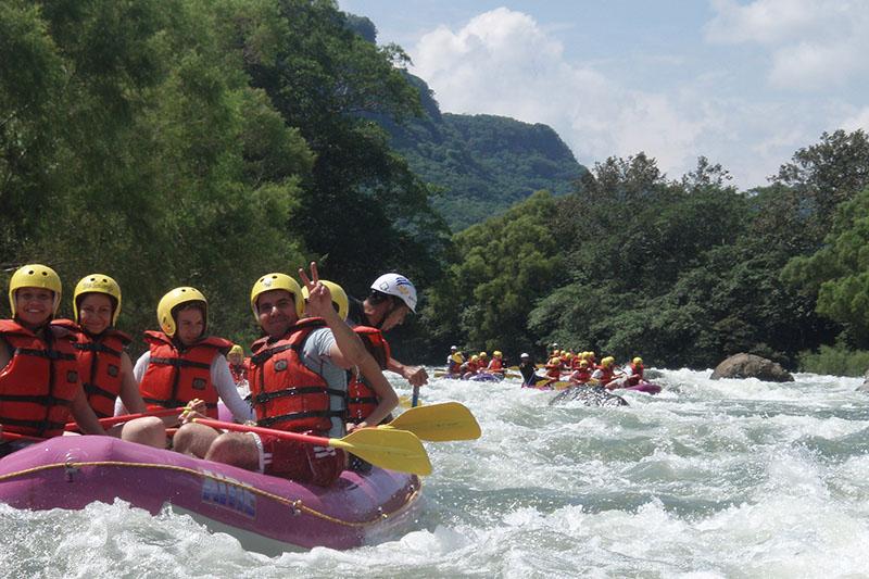 rafting Pollino