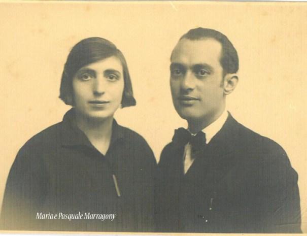 maria e pasquale marito e moglie