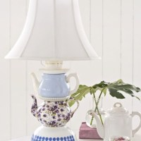 La lampada teiera