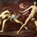 """""""Atalanta e Ippomene"""" di Guido Reni: una corsa in nome dell'amore"""