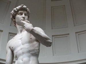 David di Michelangelo Buonarroti, il simbolo di un eroe