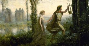 Orfeo e Euridice di Dino Borcas