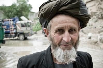 A man at Turgani