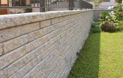 Muro Di Contenimento Confine.L Avvocato Risponde Il Muro Di Cinta