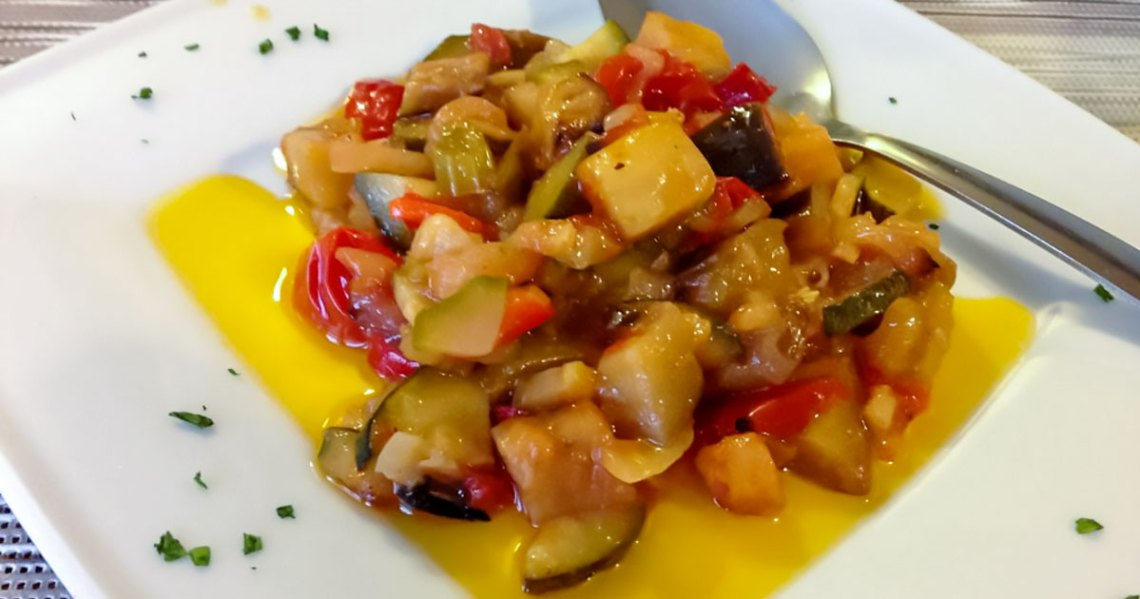 Caponata #foodstories