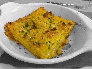 Lasagnetta - Osteria La Ferrata