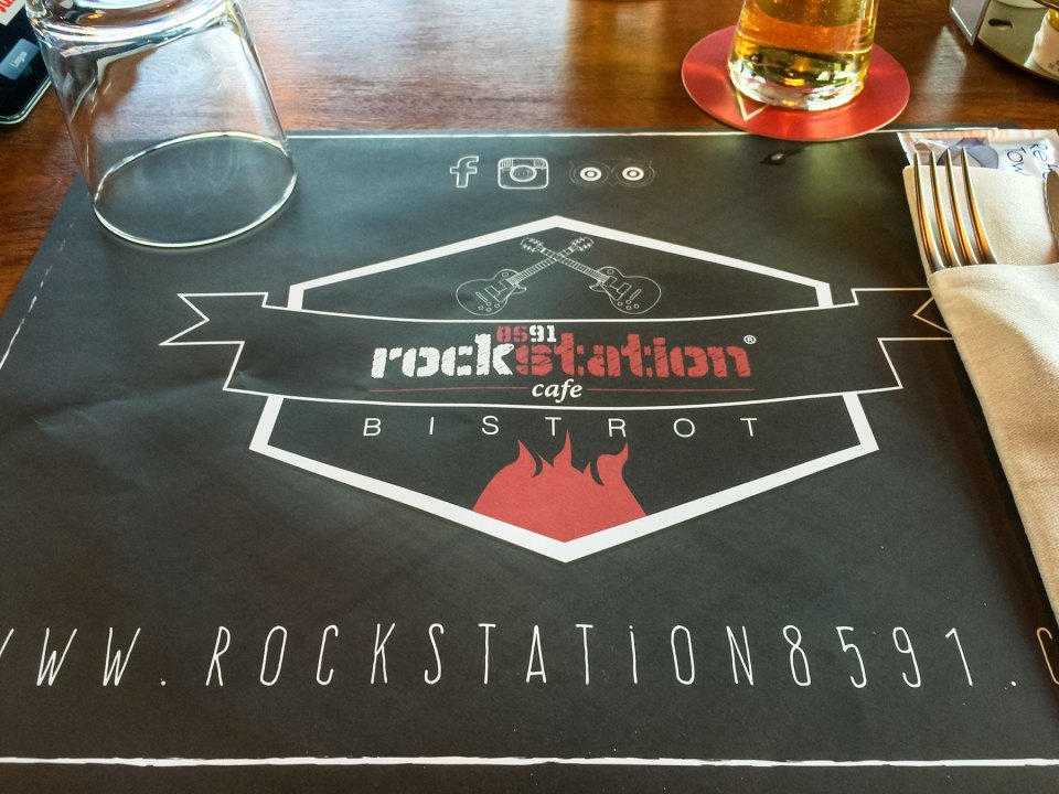 Interno RockStation
