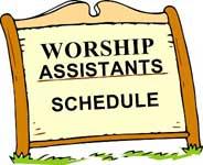 WorshipAsstSchedule