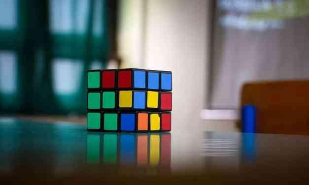 Il Cubo di Rubik 3×3 : Un classico intramontabile
